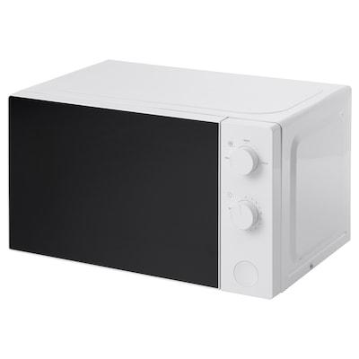 TILLREDA Four à micro-ondes, blanc