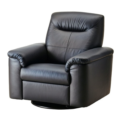 Timsfors fauteuil pivotant inclinable mjuk kimstad noir ikea - Fauteuil pivotant inclinable ...