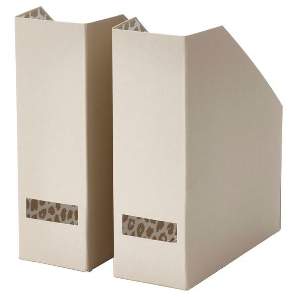 TJENA Range-revues, beige