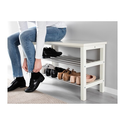 rangement chaussures avec banc. Black Bedroom Furniture Sets. Home Design Ideas