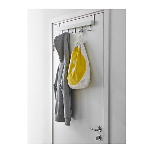 TJUSIG Patère Pour Portemur IKEA - Patère pour porte