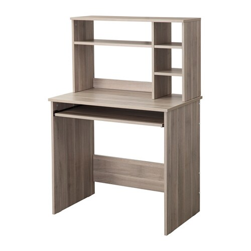 todalen bureau avec l ment compl mentaire ikea. Black Bedroom Furniture Sets. Home Design Ideas