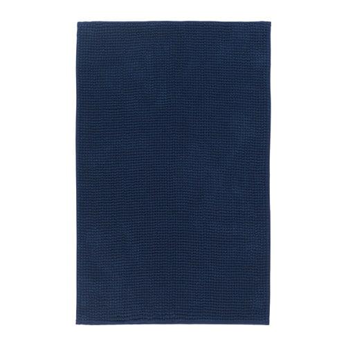 Toftbo tapis de bain ikea for Ikea alfombra azul