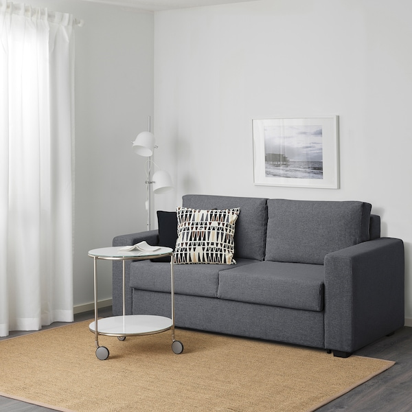 TOLBO Convertible 2 places, Gunnared gris