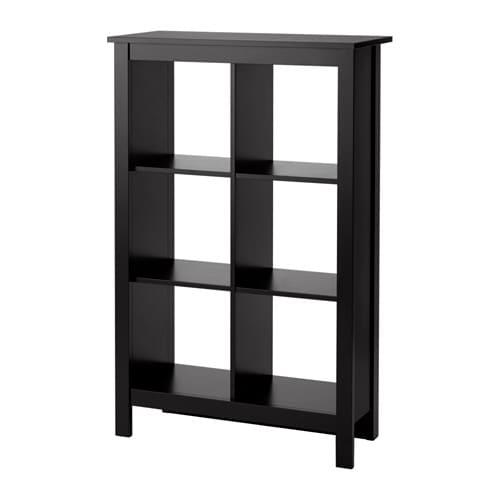 tomn s tag re brun noir ikea. Black Bedroom Furniture Sets. Home Design Ideas