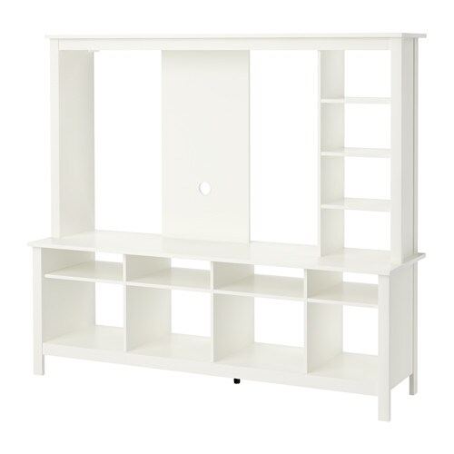 tomn s meuble tv blanc ikea. Black Bedroom Furniture Sets. Home Design Ideas