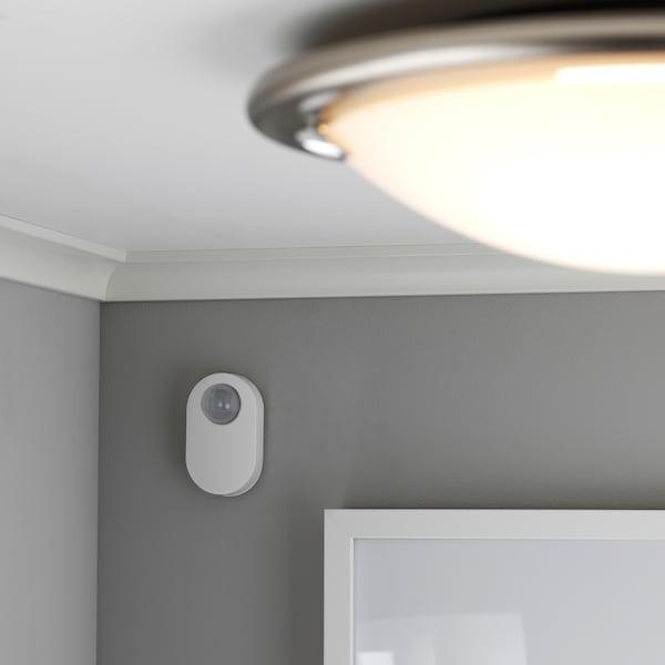TRÅDFRI Détecteur de mouvement sans fil, blanc