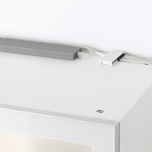 TRÅDFRI Transformateur électrique connecté, gris, 30 W