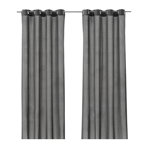 Trajon Voilage 1 Paire Ikea