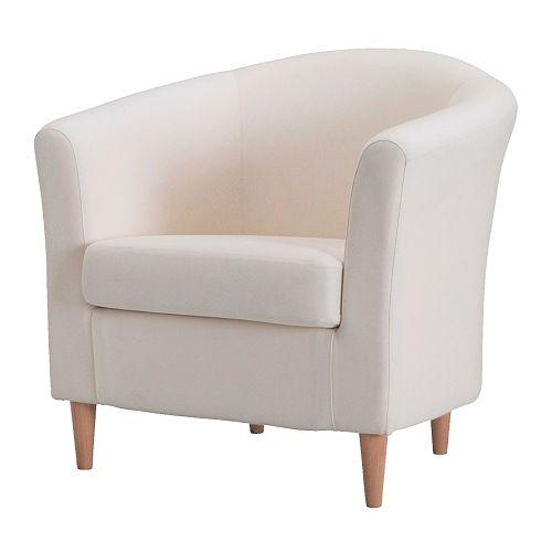 Tullsta fauteuil ransta cru ikea - Housse pour fauteuil ikea ...