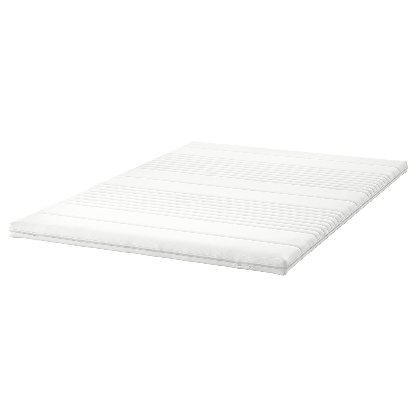 Tussoy Surmatelas Blanc 140x200 Cm Ikea