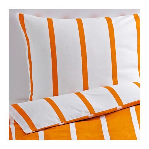 tuvbr cka housse de couette et taie 150x200 65x65 cm ikea. Black Bedroom Furniture Sets. Home Design Ideas