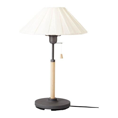 Tuve lampe de table ikea for Lampes de table ikea