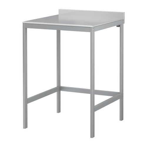 Inox Keuken Werktafel : Stainless Steel Console Table IKEA