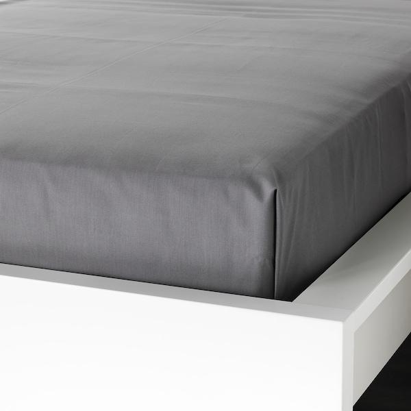 Ullvide Drap Gris 240x260 Cm Ikea