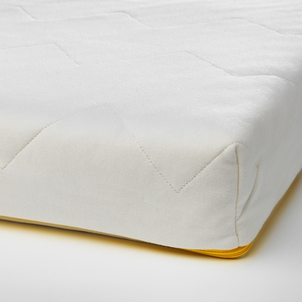 Underlig Matelas Mousse Pour Lit Enfant Blanc 70x160 Cm Ikea