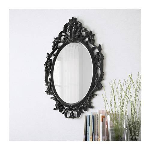 Ung drill miroir ikea for Miroir baroque design
