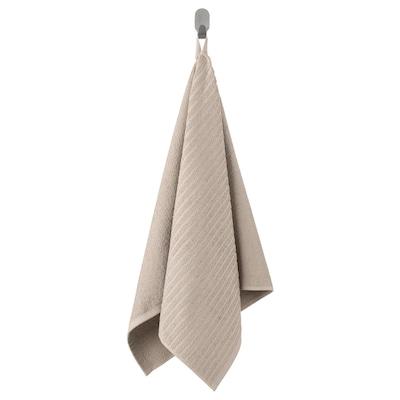 VÅGSJÖN serviette beige 100 cm 50 cm 0.50 m² 400 g/m²