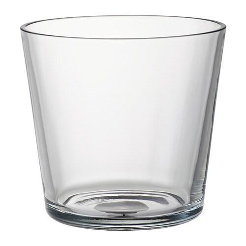 Cache pot verre