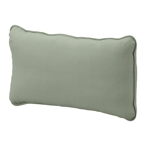 vallentuna coussin dossier hillared vert ikea. Black Bedroom Furniture Sets. Home Design Ideas