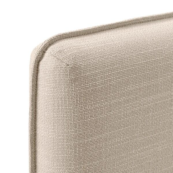 VALLENTUNA Module convertible avec dossiers, Hillared beige