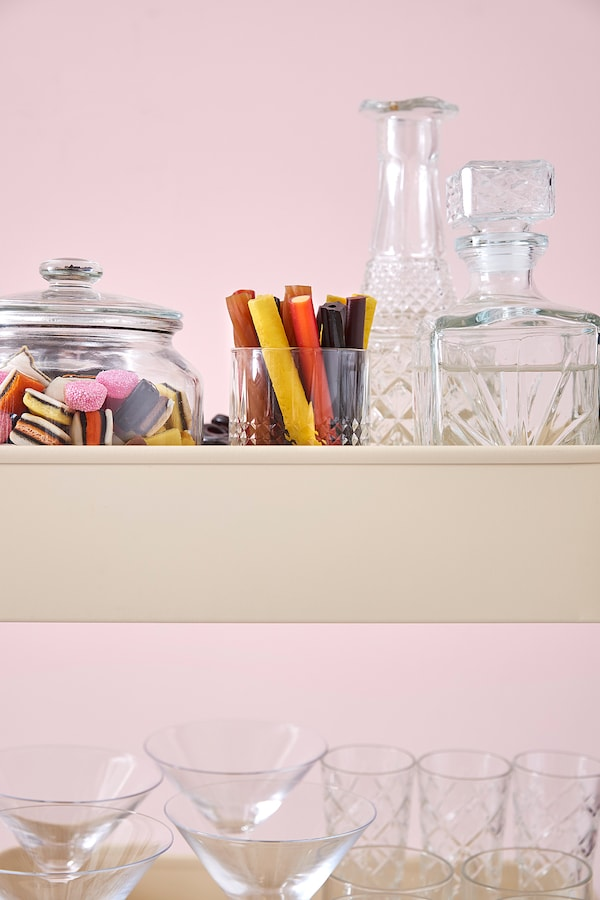 IKEA VARDAGEN Bocal avec couvercle