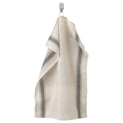 VARDAGEN torchon beige 70 cm 50 cm