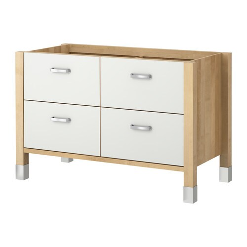 Malm Dressing Table Ikea Hack ~ VÄRDE Élément bas IKEA Indépendant ; facile à placer et à