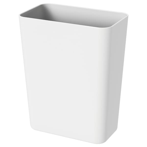 VARIERA pot à ustensiles de cuisine blanc 18 cm 12 cm 22 cm