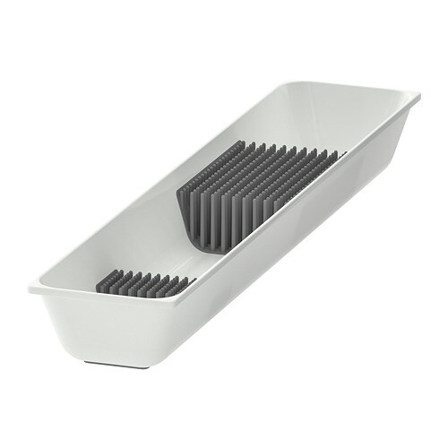 variera range couteaux pour tiroir ikea. Black Bedroom Furniture Sets. Home Design Ideas