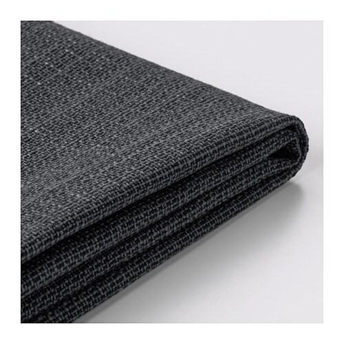 vilasund housse de convertible m ridienne hillared anthracite ikea. Black Bedroom Furniture Sets. Home Design Ideas