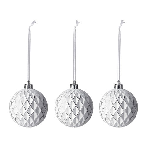 Vinter 2016 d coration boule ikea - Boule a the ikea ...