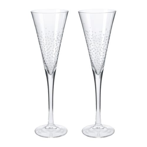 Vinter 2015 fl te champagne ikea - Verres a vin ikea ...