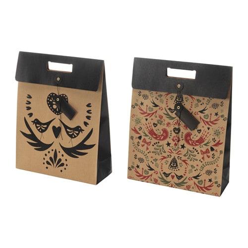 vinter 2016 sac cadeau ikea. Black Bedroom Furniture Sets. Home Design Ideas