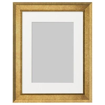 VIRSERUM Cadre, couleur or, 30x40 cm
