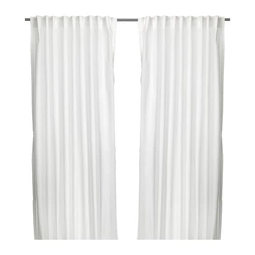 Vivan rideaux 1 paire ikea for Ikea cafe curtains