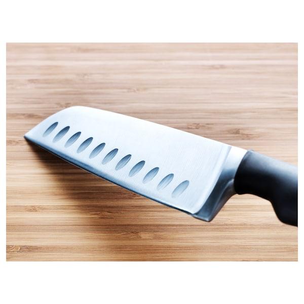 VÖRDA Couteau à légumes, noir, 16 cm