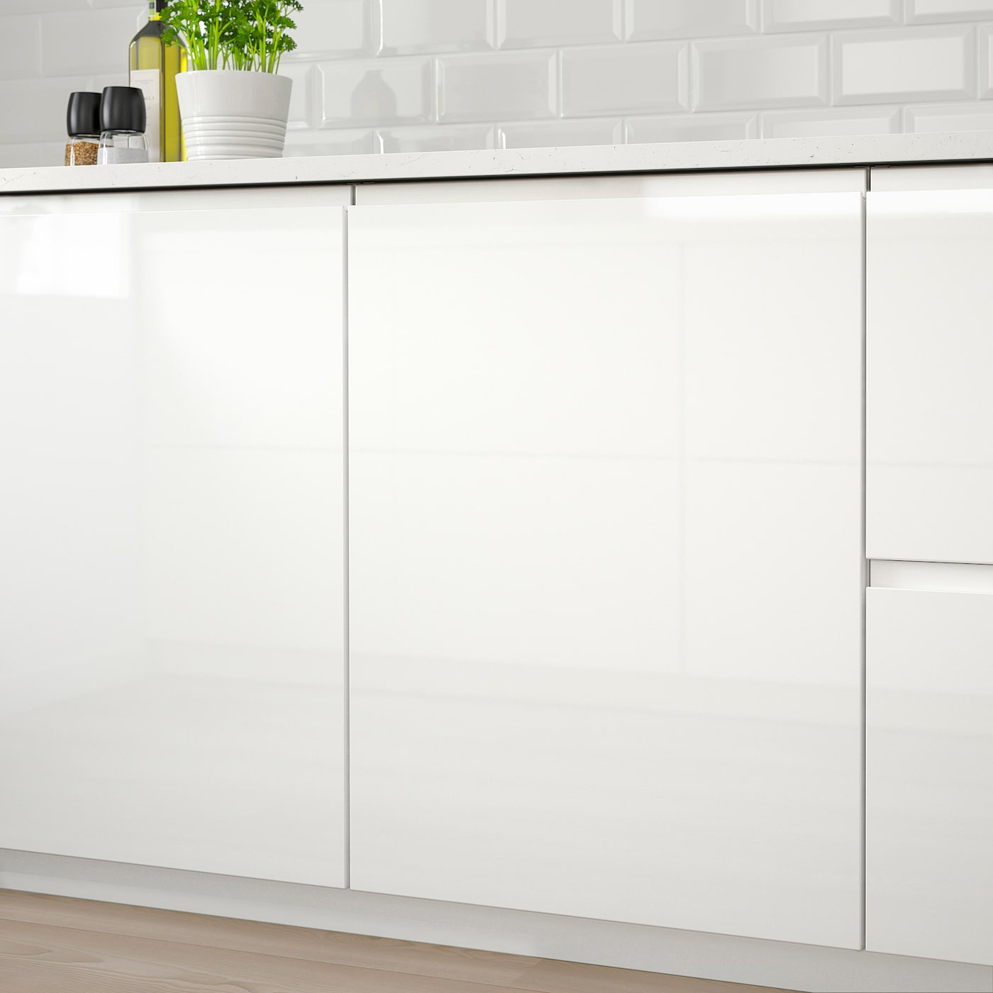 Porte Laque Blanc Ikea voxtorp porte - brillant blanc 60x80 cm