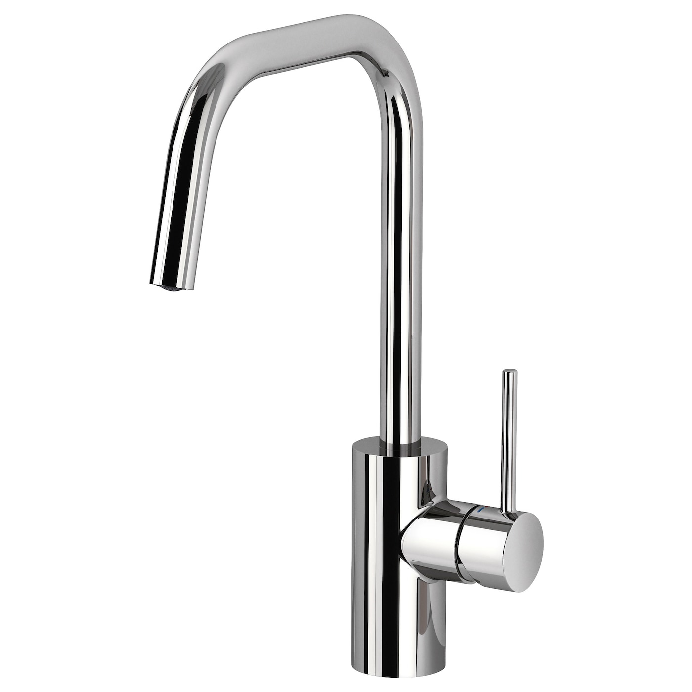 IKEA ÄLMAREN kitchen mixer tap 10 year guarantee. Read about the terms in the guarantee brochure.