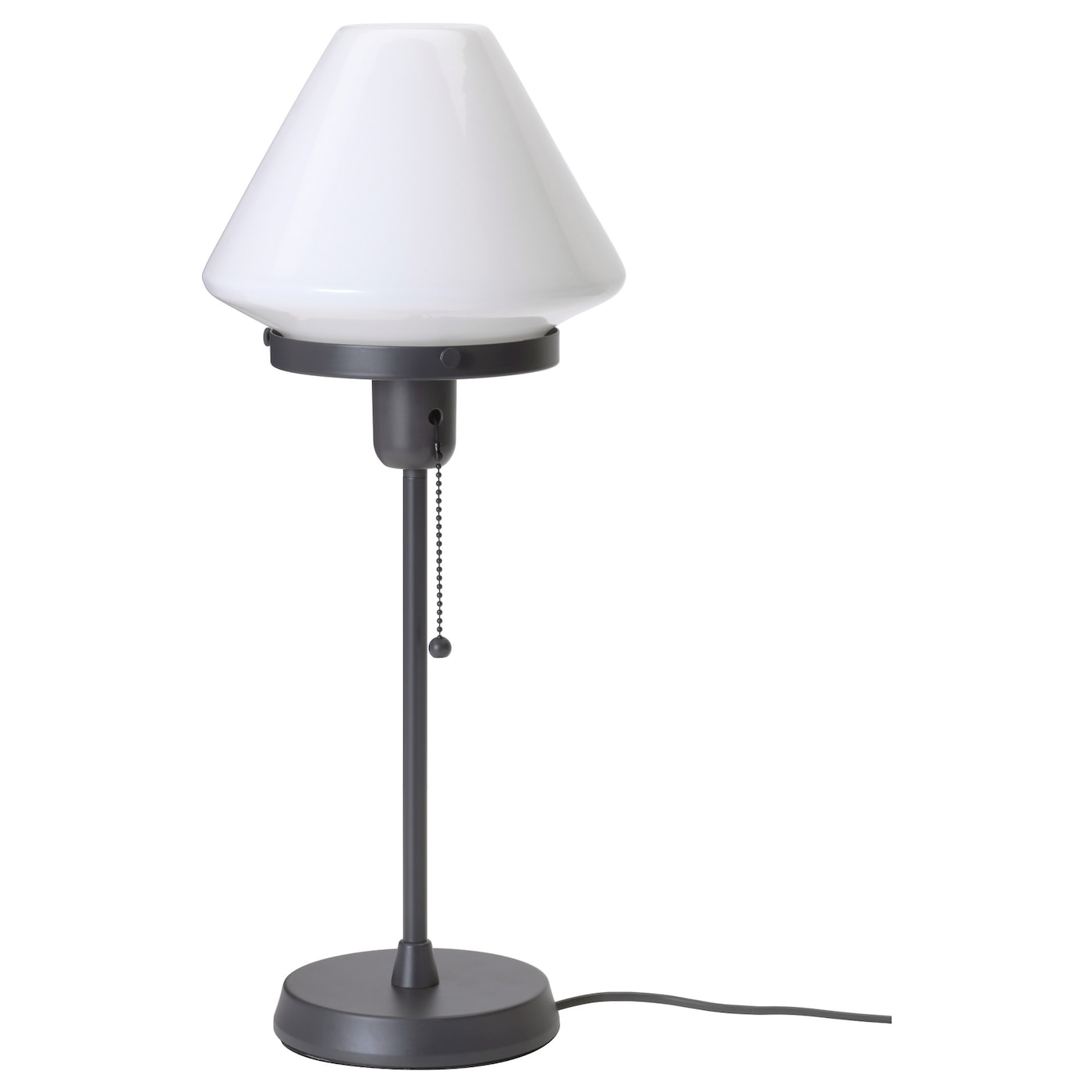 lv ngen table lamp white ikea. Black Bedroom Furniture Sets. Home Design Ideas