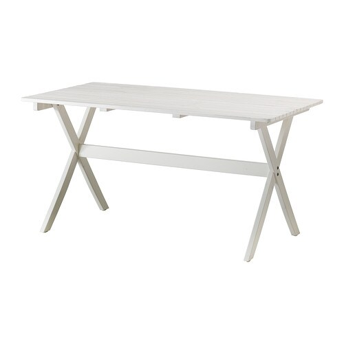 IKEA ÄNGSÖ table, outdoor
