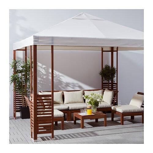 aufbauanleitung pavillon 3x3. Black Bedroom Furniture Sets. Home Design Ideas