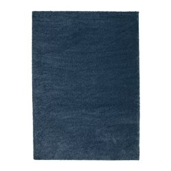 Ikea Ådum Rug High Pile The Dense Thick Dampens Sound And Provides A