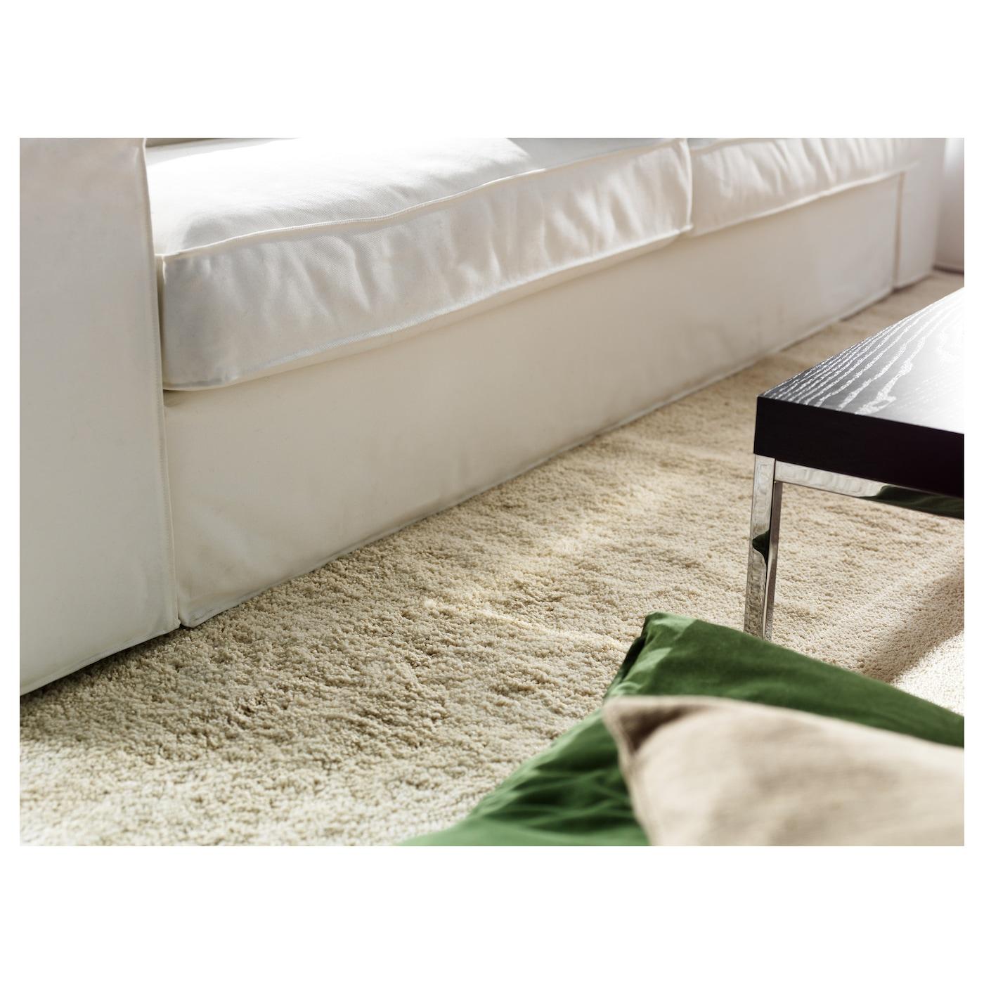 Ikea Off White Area Rug: ÅDUM Rug, High Pile Off-white 200x300 Cm