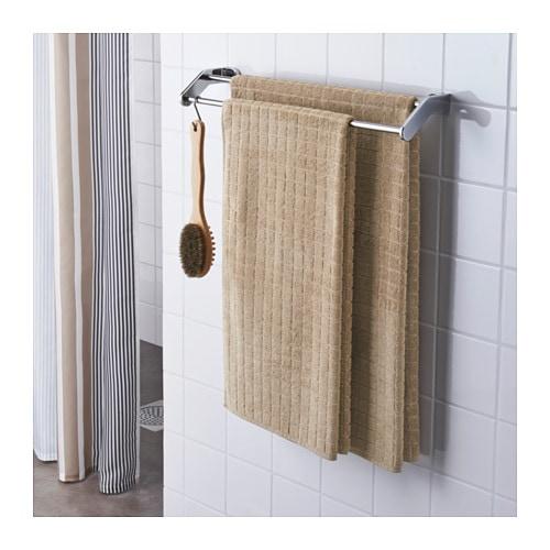 fj rden bath towel dark beige 70x140 cm ikea. Black Bedroom Furniture Sets. Home Design Ideas