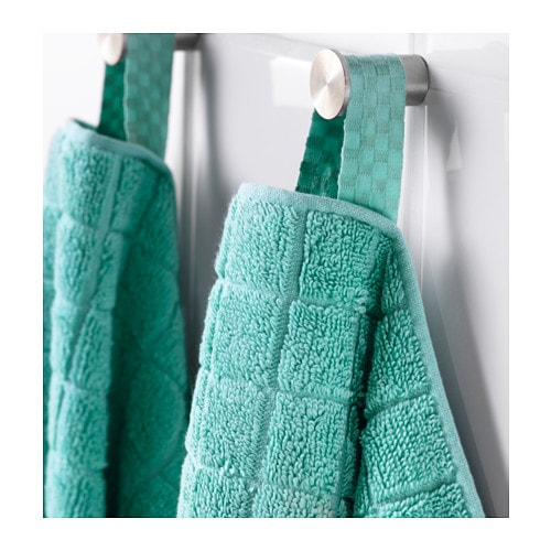 IKEA ÅFJÄRDEN hand towel The long, fine fibres of combed cotton create a soft and durable towel.