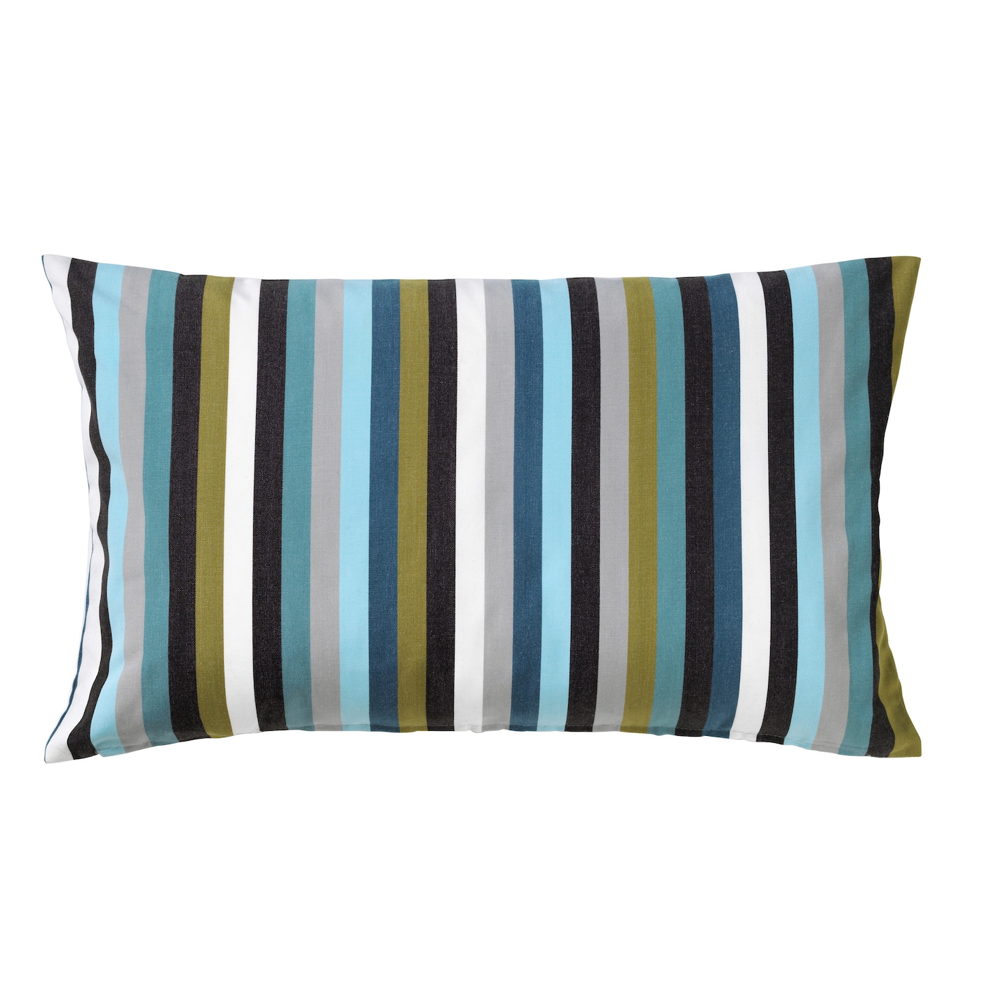 …KERMADD Cushion cover Green blue 40x65 cm IKEA