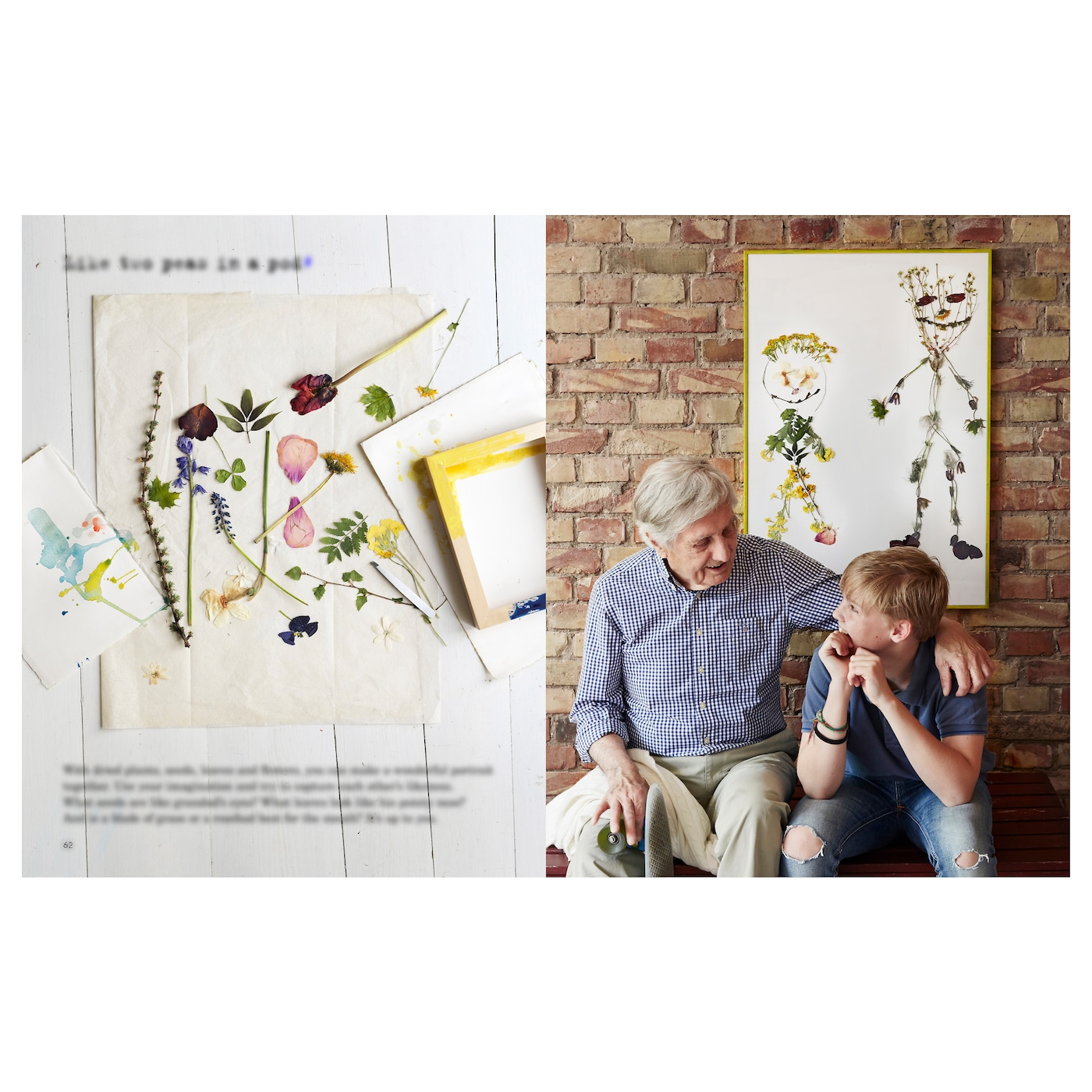 IKEA ÅTERGE - GROW TOGETHER book
