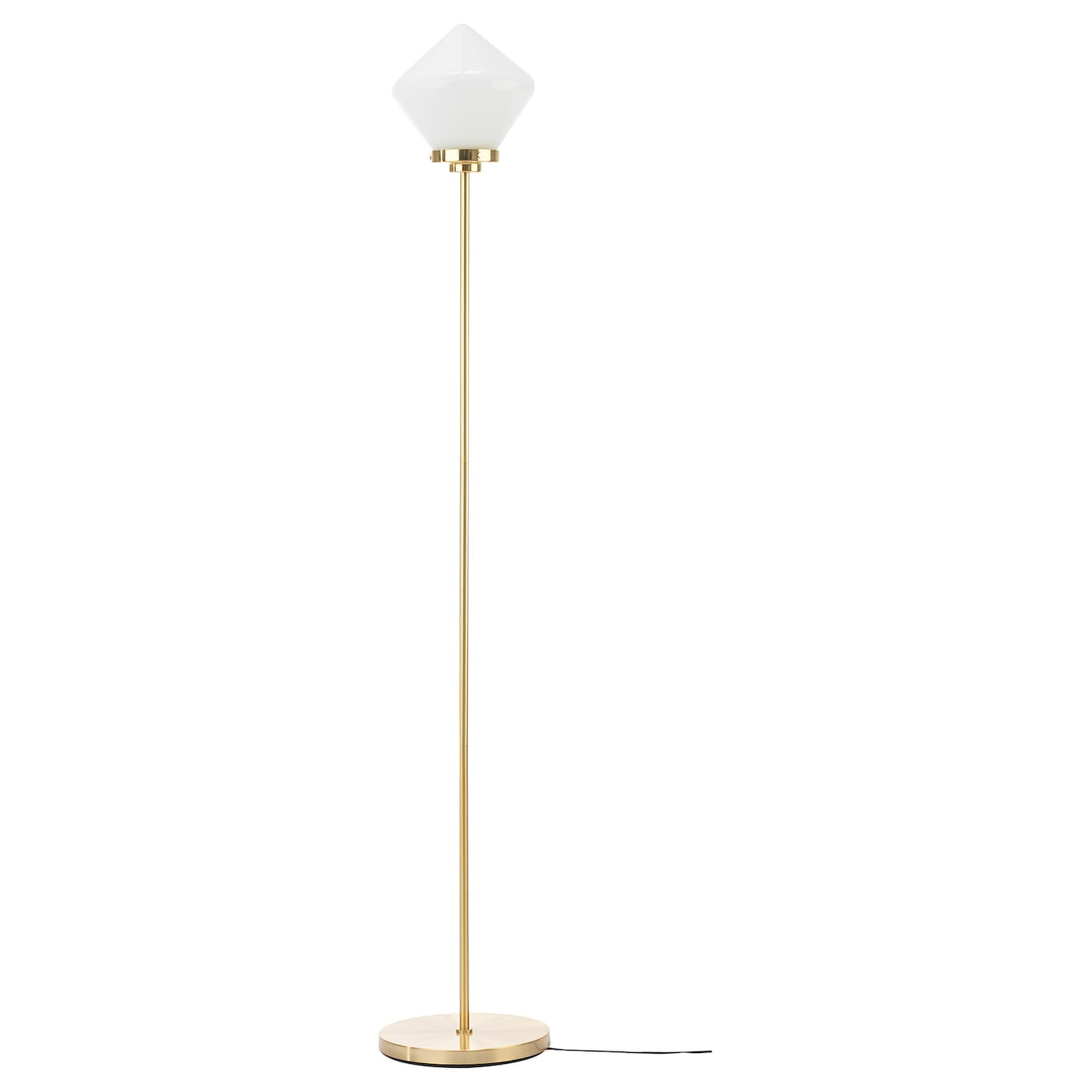 Ikea Återsken Floor Lamp Each Shade Of Mouth N Gl Is Unique