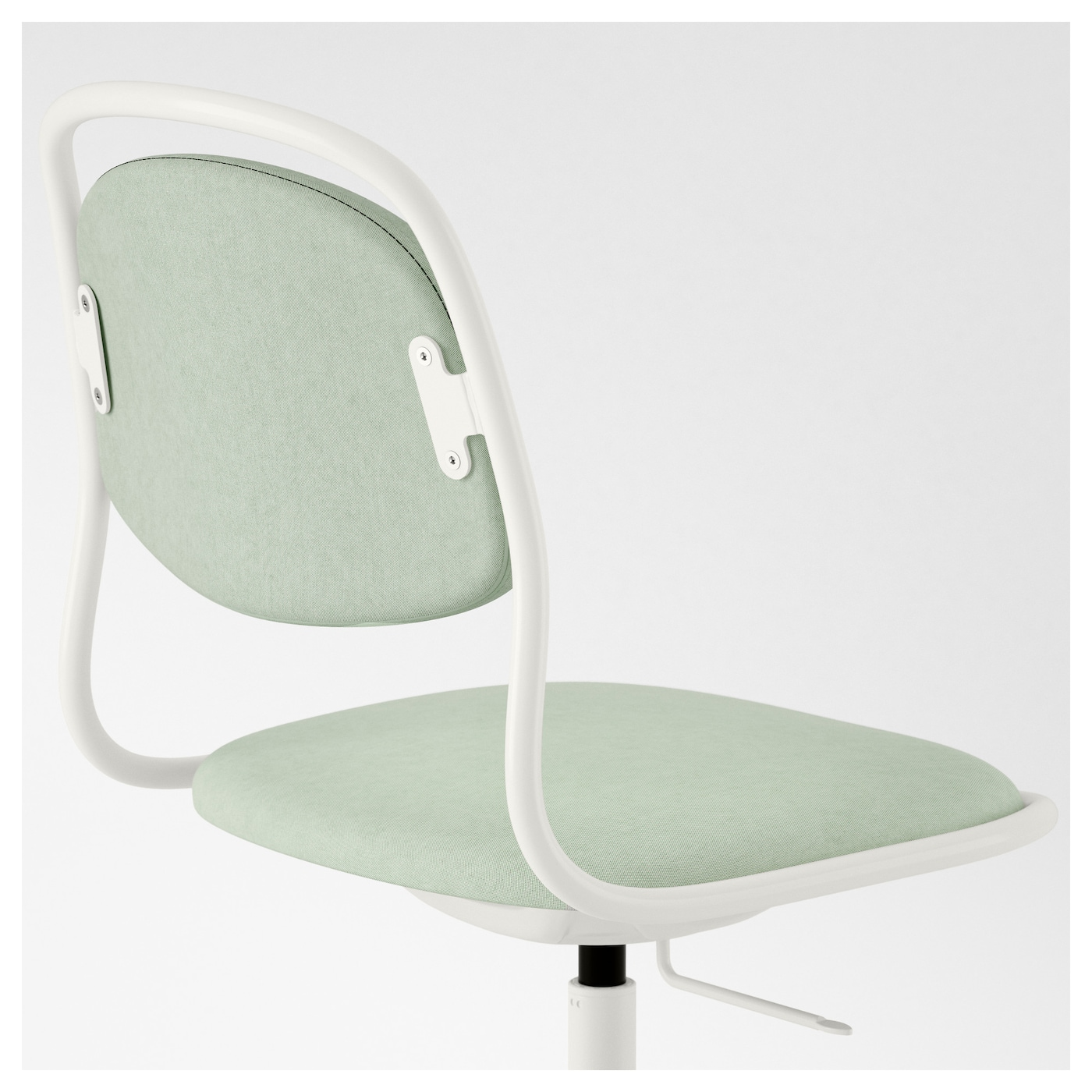 IKEA ÖRFJÄLL/SPORREN swivel chair You sit comfortably since the chair is adjustable in height.